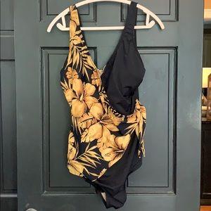Shore Shapes black one piece swimsuit 26